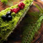 Słodki prezent na Dzień Kobiet - Ciasto szpinakowe