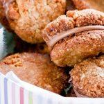 Przepis na słodki orzechowy raj, czyli aromatyczne ciasteczka orzechowe z mąki a