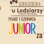 """Dzień Dziecka w Wytwórni Lodów Polskich """"u Lodziarzy"""""""