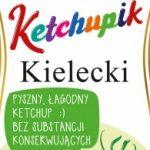 Ketchupik Kielecki nie tylko do szkolnych kanapek