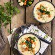 Kremowa zupa jarzynowa – najlepszy przepis na jesień