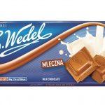 Czekolada mleczna E.Wedel
