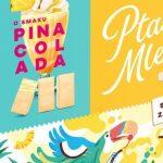 Celebruj Dzień Pina Colady z piankami Ptasie Mleczko® o egzotycznym smaku!