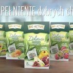 Big-Active z kampanią herbat zielonych