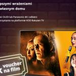Kup telewizor Panasonic i odbierz vouchery na filmy w aplikacji VOD Rakuten TV