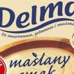Delma Maślany smak w kostce – nowy format, doskonały smak