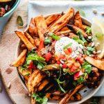 Domowy street food z Vegetą Natur: frytki z batatów i ziemniaków